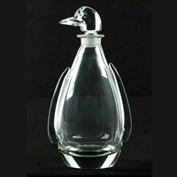 #5058 Penguin Decanter
