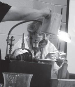Aidan Scully - Heisey Glass Cuttings