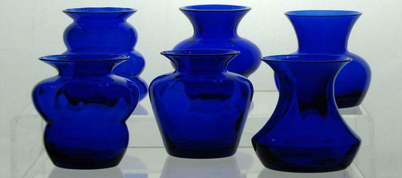 Heisey Cobalt Gallery