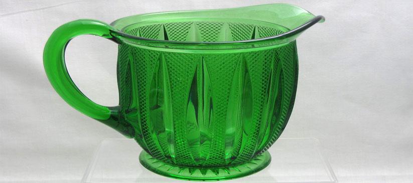 Heisey Vases Jugs Pitchers